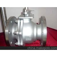 China Carbon or Stainless Steel Forged or Cast Ball Valve on sale