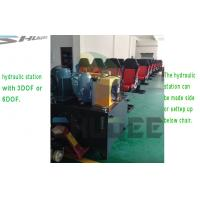 Quality 4D motion chair hydraulic system, Motion Theater Chair , 6DOF platform motion chair wholesale