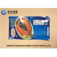 Quality Ny PE Vacuum Frozen Plastic Food Packaging Bags 29x31cm 88mic wholesale