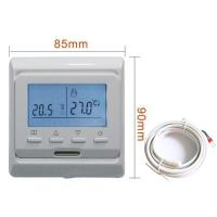 China Floor Heating HVAC Programmable Radiator Thermostat With Digital Temperature Controller on sale