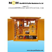 China Oil regeneration, oil recovery, GER used gas engine oil purifier equipment on sale