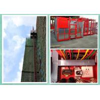 Quality Temporary Passenger And Material Hoist Elevator With Anti-Falling Govenor wholesale