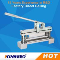 Quality Ring Crush Sampler Package Testing Equipment Special Punching Type 28kg wholesale