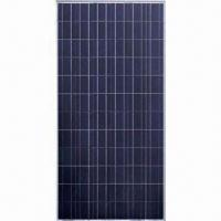 Quality NYKE-P180/72 Polycrystalline Solar Panel with 1,000V Maximum System Voltage wholesale