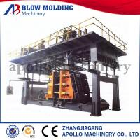 China 3000L Water Bottle Blow Molding Machine Apollo ABLD200 Clamping Force 1200 KN on sale