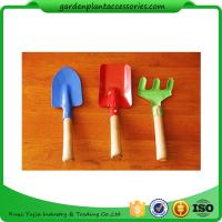 Quality Nurture Green Thumbs Small Size Colorful Kid's Gardening Tools Kits Rake size A long 15 wide and 7 high 3.6 wholesale
