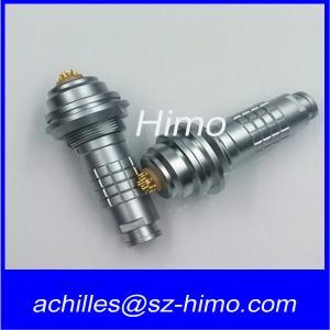 3 pin IP68 lemo waterproof quick connector