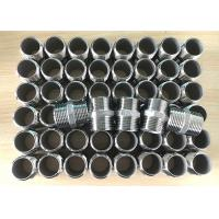 "Buy cheap 1"" Inch Weld Threaded Pipe Fittings , Steel Pipes And Fittings CE Certificates from wholesalers"