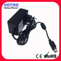 Cheap AC 100V - 240V to DC 12V 2A Power Adapter Power Supply 24Watt for LED Strip for sale