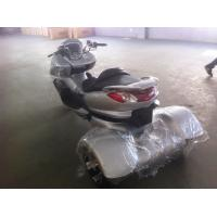 Quality 150CC 4 Stroke Three Wheels Scooter Oil Cooled For Shopping / Working wholesale