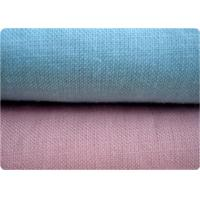 Quality Blue / Pink 100% Ramie Fabric Home Furnishing Fabric 21* 21 52 *58 wholesale