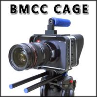 Quality New lightweight camera cage rig for BMCC BLACKMAGIC CINEMA camera Fast Delivery wholesale