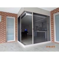 China Anti mosquito retractable fly insect screen mesh door & window for sale