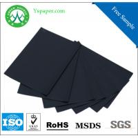 China paper mill in China paperbaord /grey cardpaper /chipboard paper with book binding paper on sale