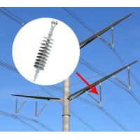 Buy cheap Suspension Composite Suspension Insulator / Transmission Line Insulators product