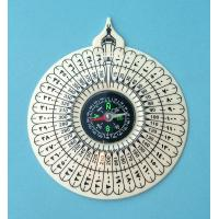 Quality qibla compass 70MM with factory lowest price for muslim wholesale