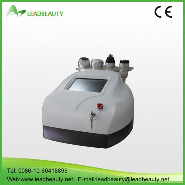 Cheap Three in one Ultrasonic Cavitation RF Vaccum Slimming Machine LB-M415 for sale
