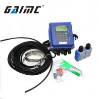 Quality GAIMC Transit-time 4-20mA output digital ultrasonic water flow meter price list wholesale
