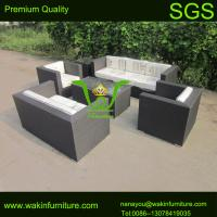 China Synthetic wicker garden furniture rattan furniture on sale
