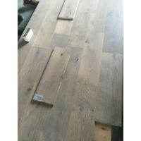 Cheap gray oak engineered wood flooring of lsfloor com for Cheap engineered wood flooring