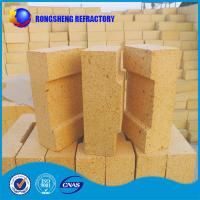 Quality RS brand High Alumina Thermal Furnace Bricks, Cement Kiln Refractory Bricks wholesale