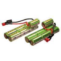 Quality 600mAh 8.4V NIMH Battery Packs , Air Soft Gun Battery With Capacity wholesale