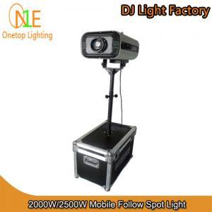Quality 2000W&2500W Mobile Follow Spot Light wholesale