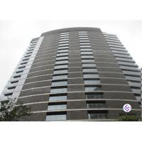 Quality Curtain Wall Aluminium Windows And Doors Low - E Glass For Office Building wholesale