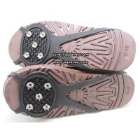 China NEW Skidproof Snow Shoes Cover For Climbing Snow and Ice Silicone Antiskid Shoe Covers on sale