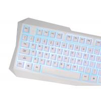 Cheap White Anti Ghosting Gaming Keyboard For Gaming Entry Level Gamer for sale