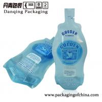 Quality Nylon Laminated Material Drink Pouch Bag For Beverage / pure Water Packaing wholesale
