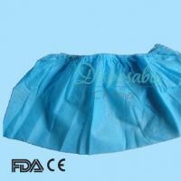 Quality Medical disposable cpe shoe cover, cpe overshoes wholesale