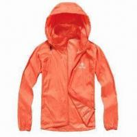 Quality Ladies' Windbreaker Jacket with Lightweight Feature wholesale