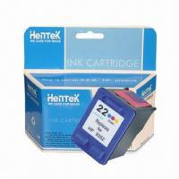 Quality Compatible ink cartridge for HP C9352A/HP 22 wholesale