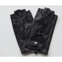 Quality Fingerless Leather Lady Gloves wholesale