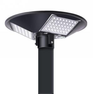 China Waterproof UFO Round LED Solar Street Light 180 degree Beam angle on sale