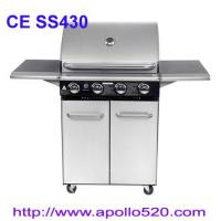 Quality 4Burner Outdoor BBQ Barbecue Stainless wholesale