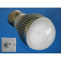 Quality 3W red, blue, green color Dimmable LED Light Bulb that save energy Lifespan 50,000 hours wholesale