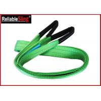 Quality CE GS Approved Color Code Lifting Sling  Flat Webbing Sling Belt wholesale
