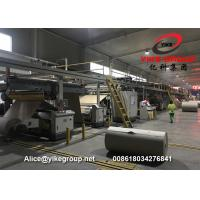 China Fully Automatic 3 5 7 Layer Corrugated Board Production Line / Corrugated Board Machine on sale