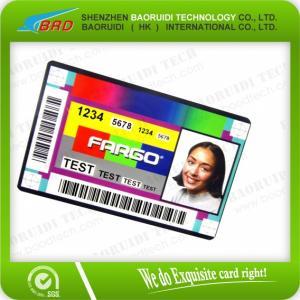 China 125kHz Tk4100 Photo Smart Card on sale
