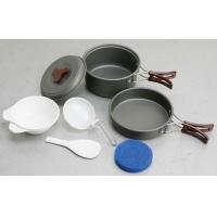 Cheap Cooking Set Camping Cookware Camping Tablewares for sale