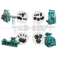 China Biomass briquette machines, coal briquette machines, metal briquetting presses made in Henan China on sale