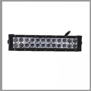 Quality 6D Straight Led Light Bar For Cars 6000K CE RoHS EMC Combo Driving Led Cree Light Bar wholesale