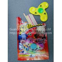 Cheap Nice Taste Spinner Candy With Funny And Lovely Shape , Kids Love for sale