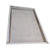 Quality Customized Perforated Baking Trays For Drying Herb - Medicine , 460 X660 Mm Size wholesale