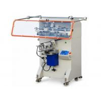 Quality SX-2A Semi Automatic Bottle Container Tube Silk Screen Printing Machine wholesale