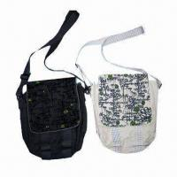 Quality Cotton handbags, customized designs are accepted wholesale