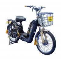 Quality Chile Popular Simple 48V12A GEL Battery 450W Loading Adult Electric Bike wholesale