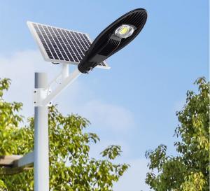 Buy cheap Waterproof Solar Led Street Lamp / Solar Energy Street Lights Auto Intensity from wholesalers